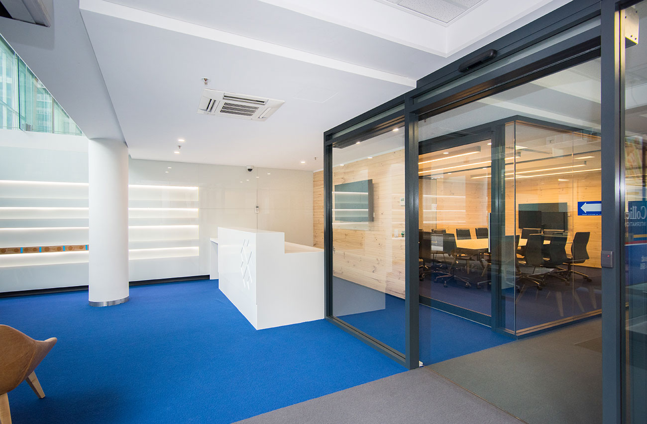 Chappell Builders - Office Fit Out - 99 Gawler Place