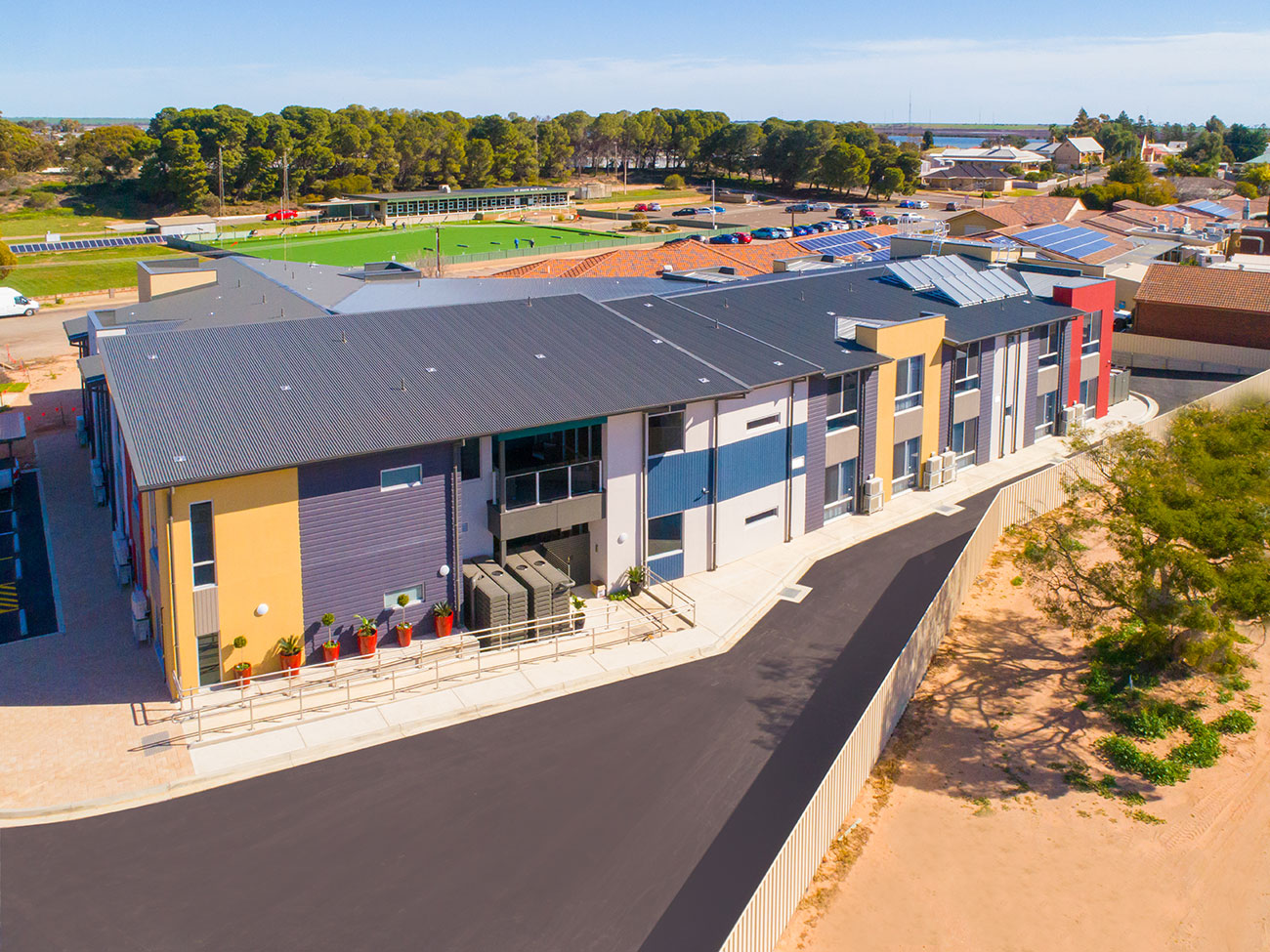 Chappell Builders Aged Care Facility Extension at Barunga Village, Port Broughton