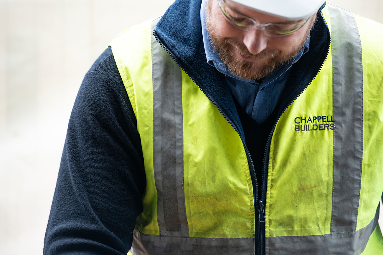 Chappell Builders Staff Member