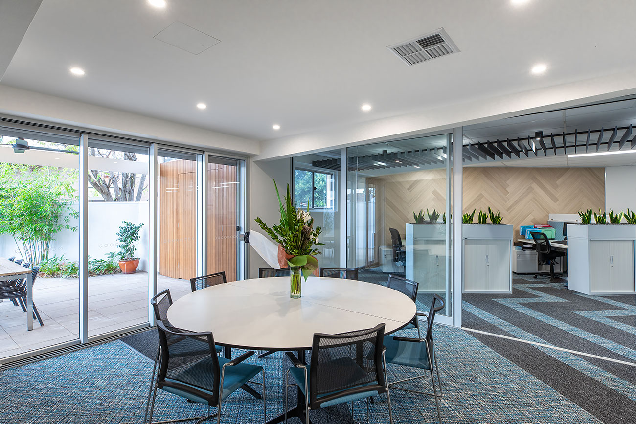 Chappell Builders - Gary J Smith Office Refurbishment