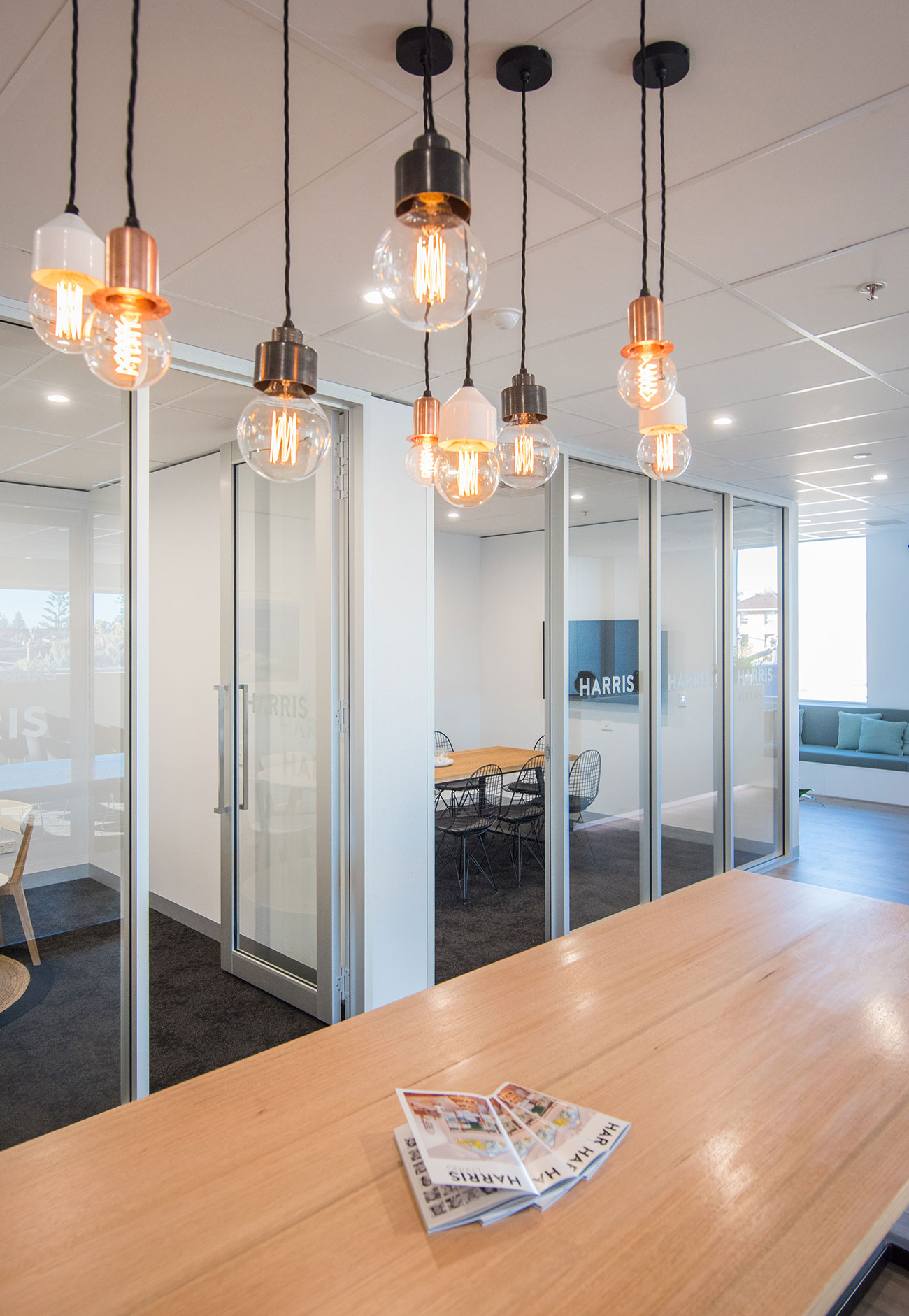 Chappell Builders - Harris Glenelg Office Fit Out
